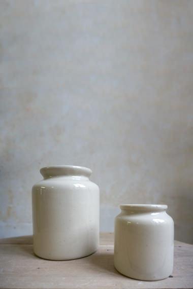 Pot à moutarde pour conserver, Manufacture Digoin