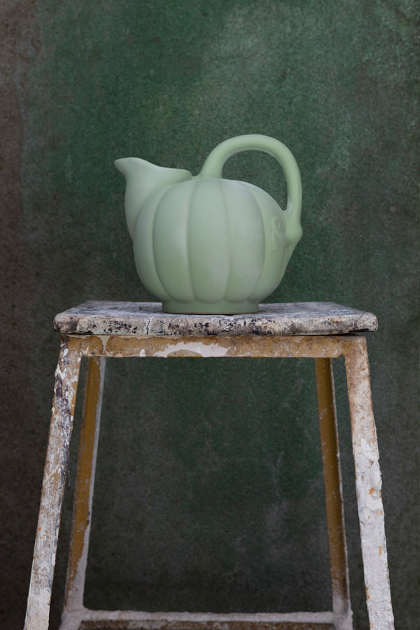 Pitcher melon, Manufacture Digoin
