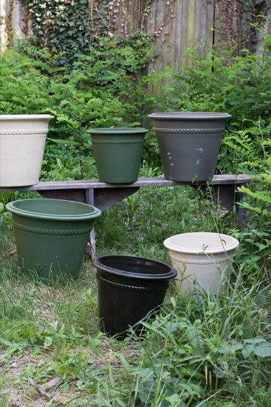 Pots de Fleurs pour , Manufacture Digoin