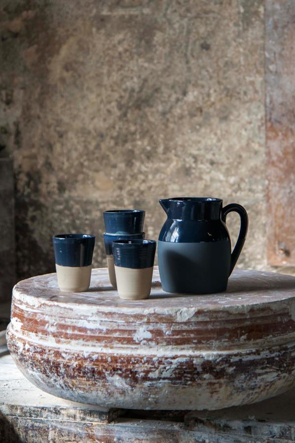 Pot à eau, Manufacture Digoin