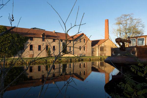 The Manufacture de Digoin, Digoin, Burgundy
