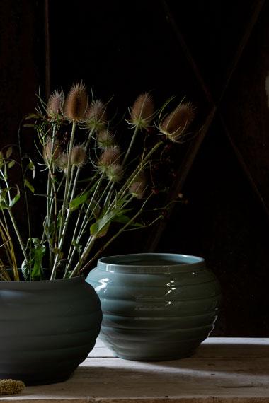 Plant pot, Manufacture Digoin