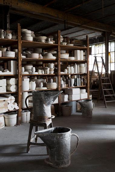 """Atelier de modelage"", Manufacture Digoin"