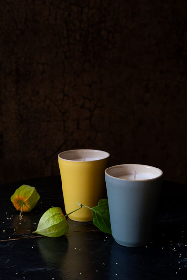 Scented candles, Manufacture Digoin