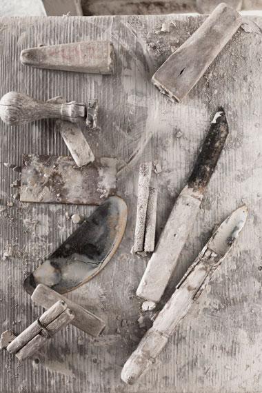 """outils de finition"", Manufacture Digoin"