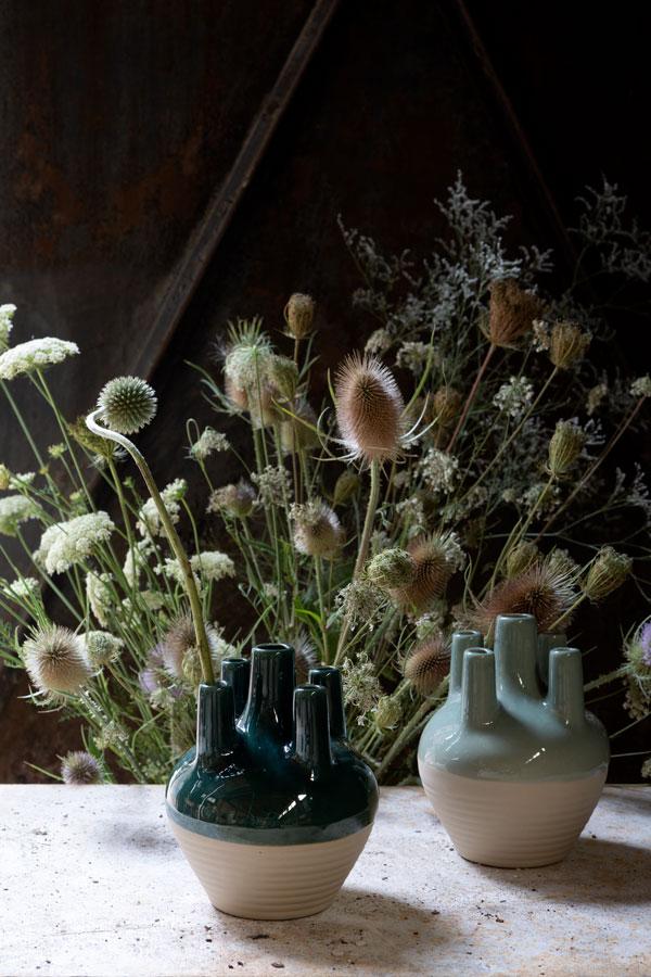 Pique fleurs, Manufacture Digoin
